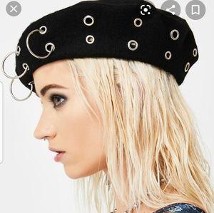 Dolls kill black beret